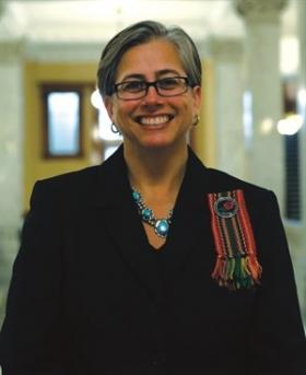 Headshot of Margaret Froh