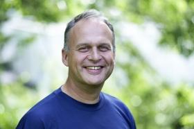 Portrait of Prof. Markus Dubber