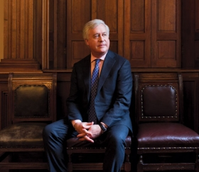 Alumnus Paul Schabas at the Law Society of Ontario