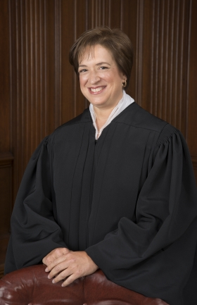 Portrait of Justice Elena Kagan