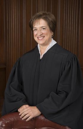 Portrait of Justice Elena Kagan