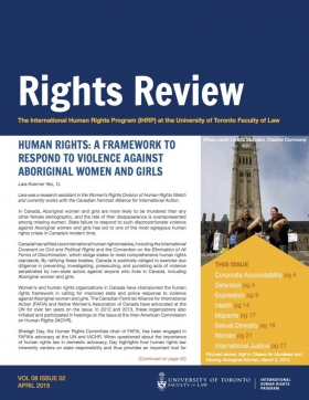 rights review cover