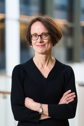 Portrait of Professor Carol Rogerson