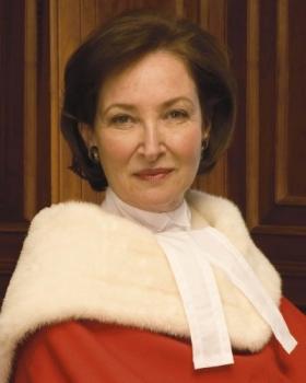 Headshot of Justice Silberman Abella