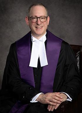 Justice David E. Spiro