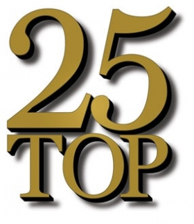 image of Top 25 graphic